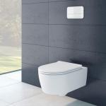 Villeroy & Boch Avento konzolna wc šolja sa novom Slow Close sporospuštajućom wc daskom