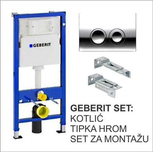 geberit unifix set