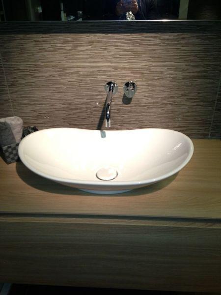 nadgradni lavabo villeroy & boch my nature 61 x 41 cm