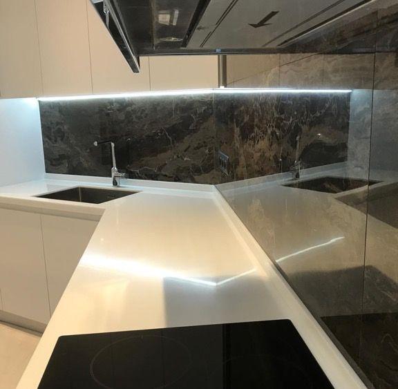 marazzi all marble frappucino kuhinja