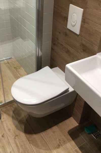 villeroy boch konzolna wc šolja subway 2.0 sa slim daskom / grohe rapid ugradni vodokotlić