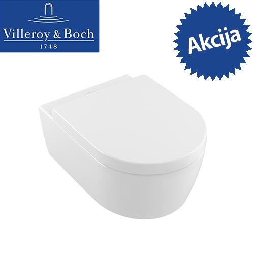 villeroy & boch avento konzolna wc šolja