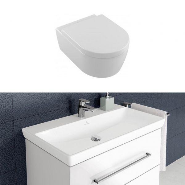 Villeroy & Boch -  Komplet za kupatilo Avento