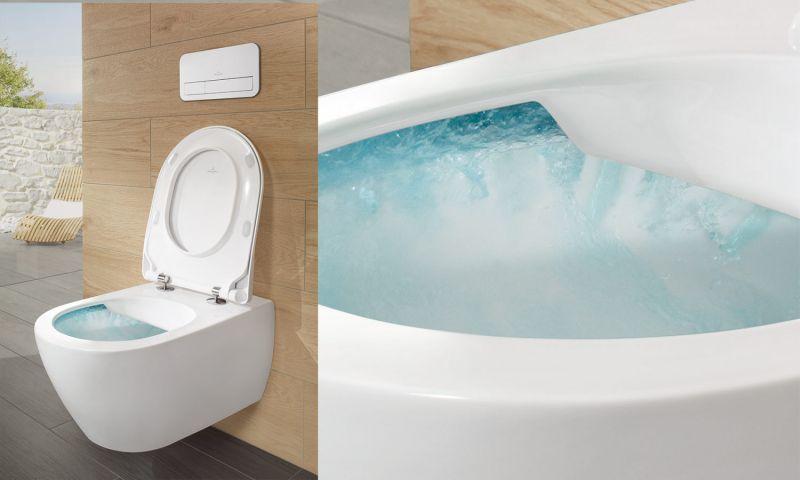 villeroy & boch direct flush sistem za ispiranje
