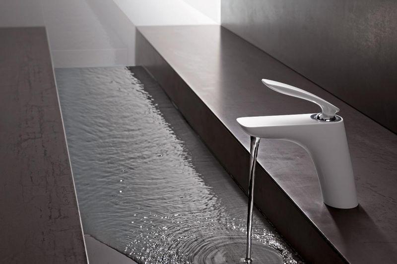 kludi balance bela batrerija za umivaonik