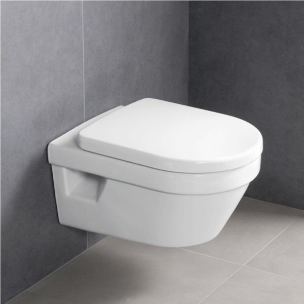 konzolna wc šolja villeroy & boch omnia direct flush 4