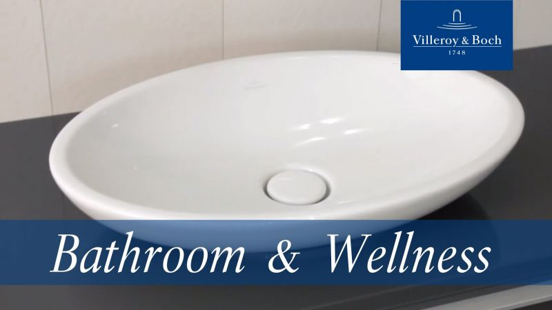 Villeroy & Boch umivaonik Loop & Friends