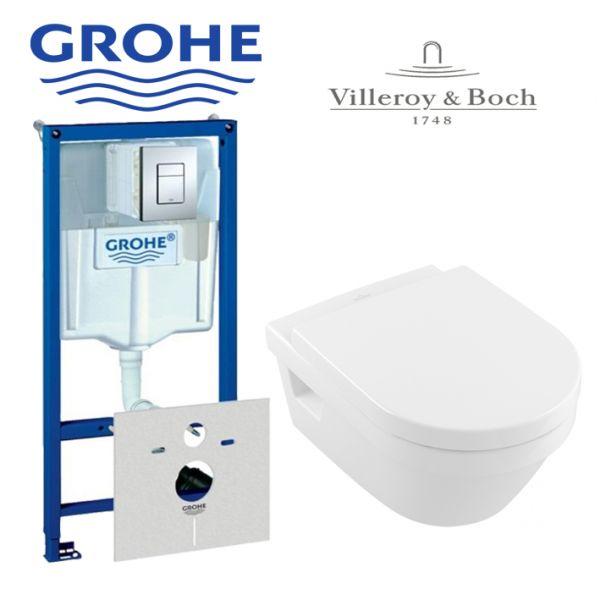 Villeroy & Boch i Grohe