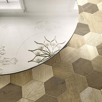 Marazzi Treverkdear - Šestougaoni granitni mozaik