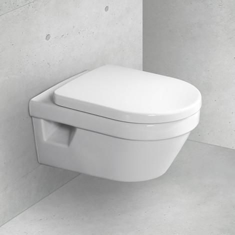 konzolna wc šolja omnia architectura direct flush 4