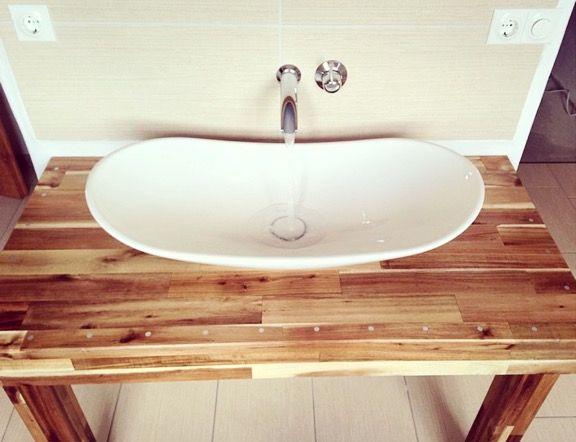 villeroy boch my nature lavabo 81 cm