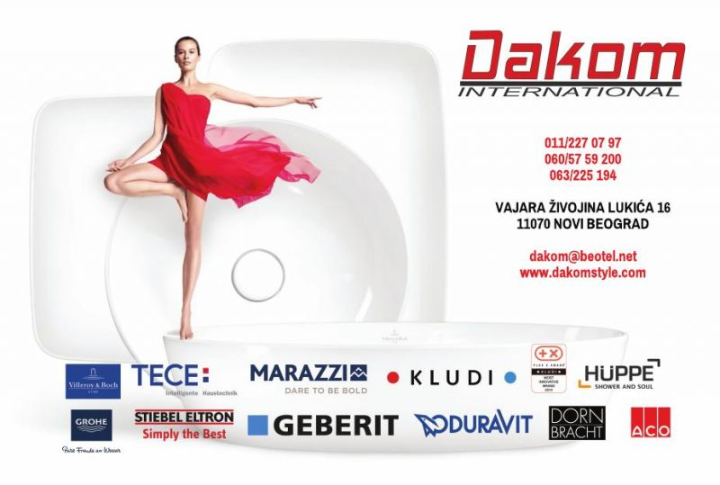 duravit dakom international