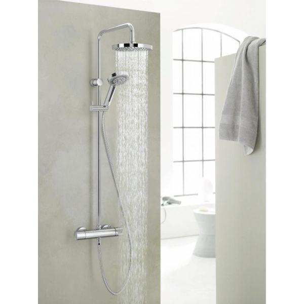 Kludi Thermostat Dual Shower Sistem