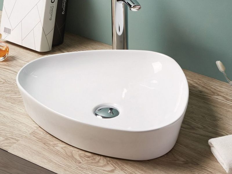 rubicer rs nadgradni lavabo