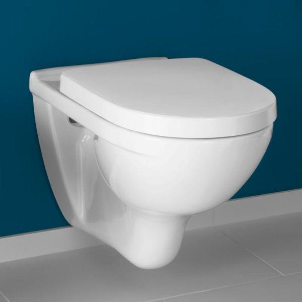 Villeroy & Boch Compact konzolna wc šolja za mala kupatila