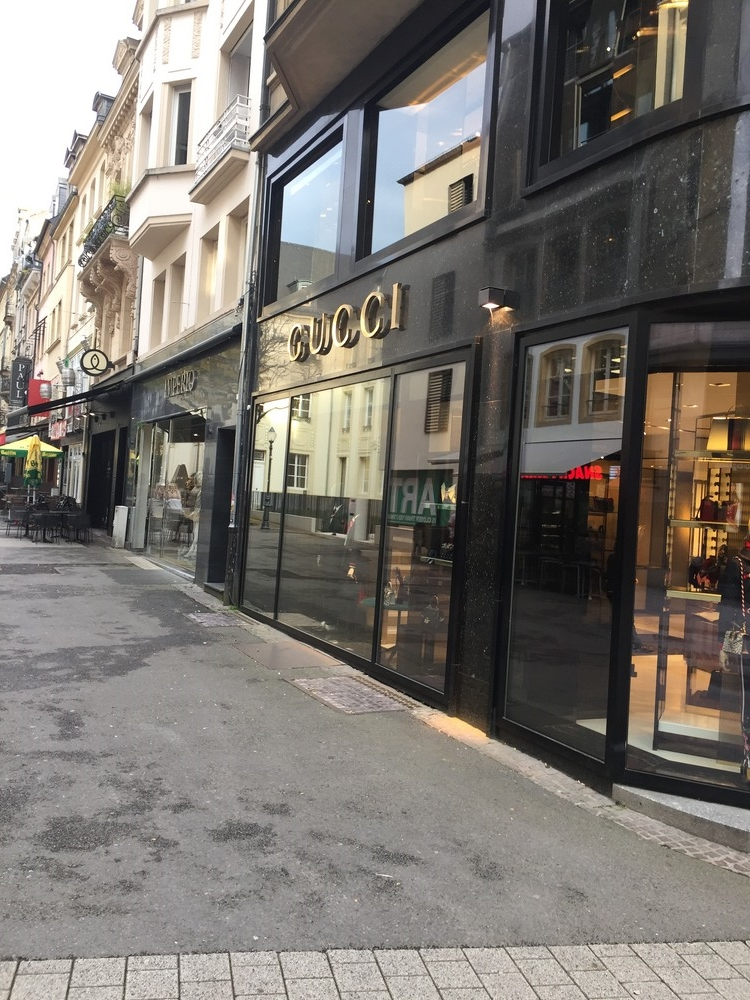 Poseta Villeroy & Boch, Luxembourg