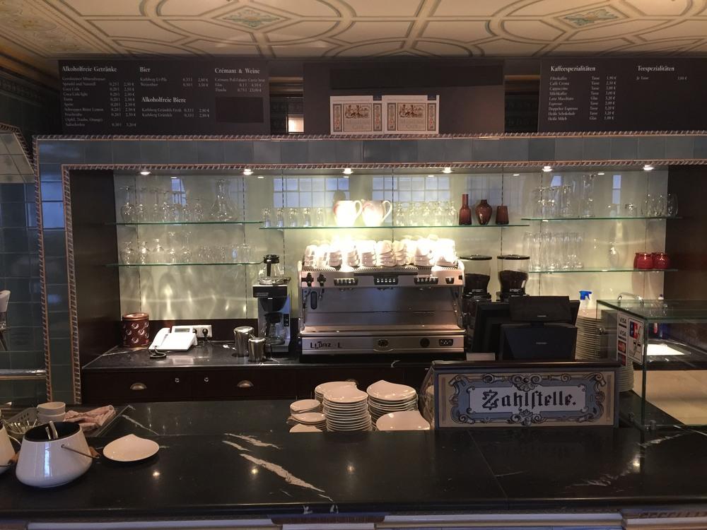 Poseta Villeroy & Boch, Mettlach Museum Caffe