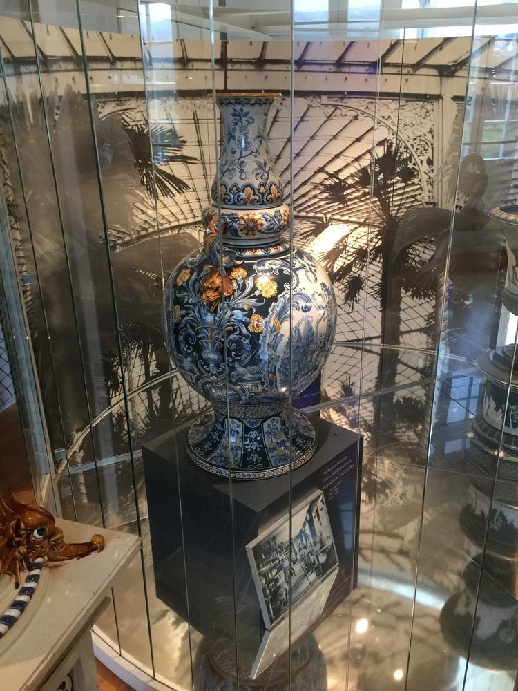 Poseta Villeroy & Boch, Mettlach Museum