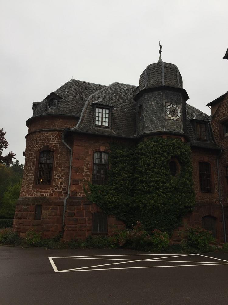 Poseta Villeroy & Boch, Mettlach Germany Schloss Saareck Castle
