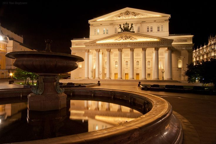 Villeroy & Boch in Bolshoi Theatre, Moscow Russia