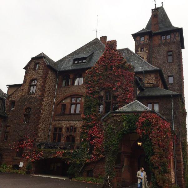 Villeroy & Boch Saareck Castle, Mettlach Germany