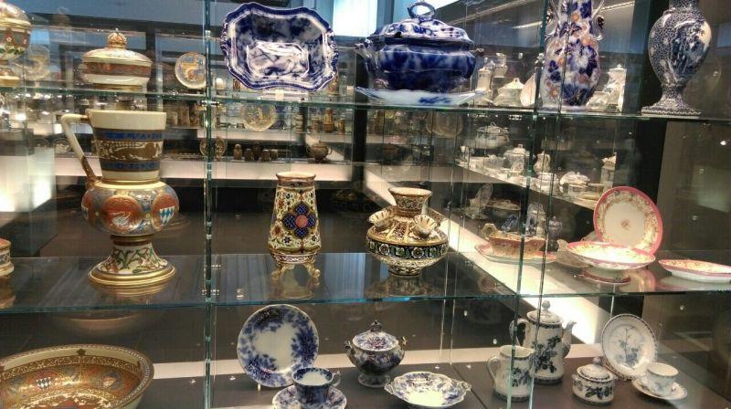 Villeroy & Boch Museum Mettlach, Germany