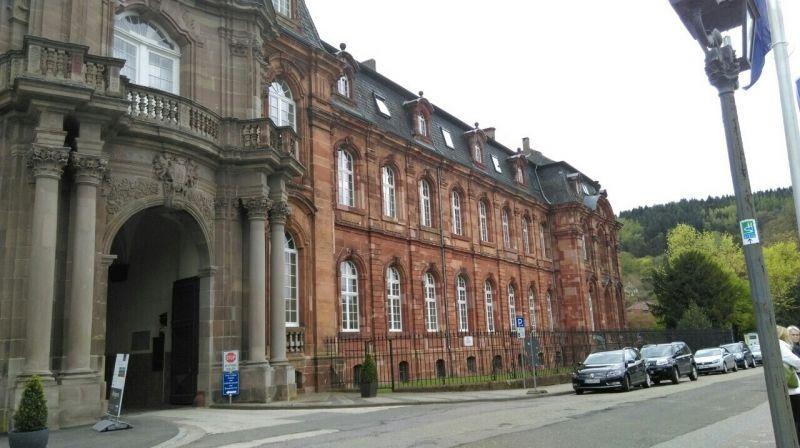 Museum of Villeroy & Boch, Mettlach Germany
